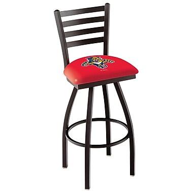 Holland Bar Stool NCAA 39'' Swivel Bar Stool; Florida Panthers