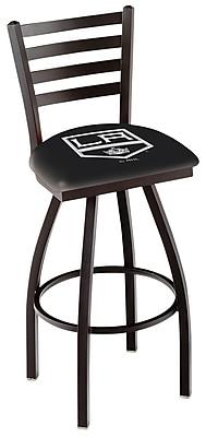 Holland Bar Stool NCAA 39'' Swivel Bar Stool; Los Angeles Kings