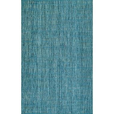 Dalyn Rug Co. Nepal Hand-Loomed Denim Area Rug; 3'6'' x 5'6''