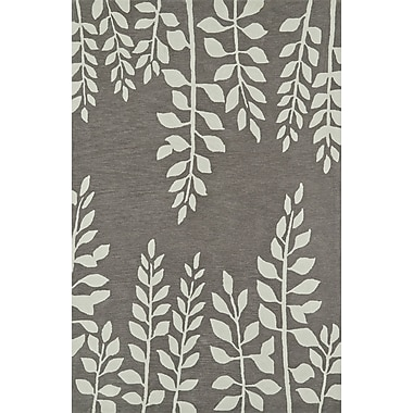 Dalyn Rug Co. Journey Hand-Tufted Graphite Area Rug; 3'6'' x 5'6''