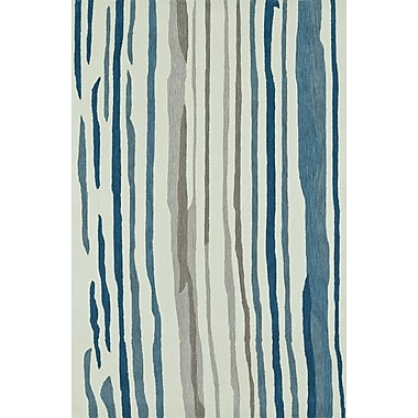 Dalyn Rug Co. Journey Hand-Tufted Ivory Area Rug; 3'6'' x 5'6''