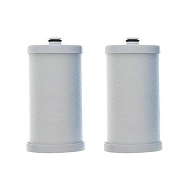 Crucial Frigidaire Refrigerator/Icemaker Water Purifier Filter (Set of 2)