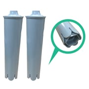 Crucial Clearyl Refrigerator/Icemaker Water Purifier Filter (Set of 2)