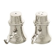 ClassicTouch 2-Piece Salt and Pepper Shaker Set