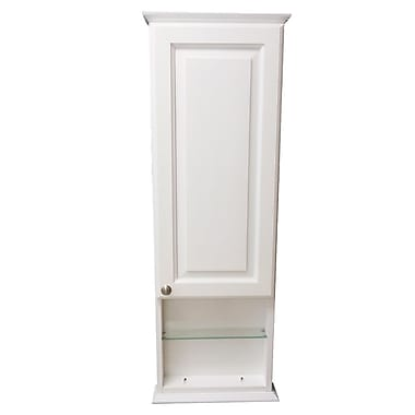 WG Wood Products Drexel Series 15.25'' x 49.5'' Surface Mount Medicine Cabinet