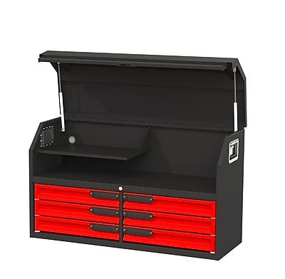 Swivel Storage Solutions Top Box for 35''W Workbench