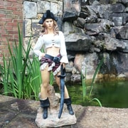 HomeStyles Life's a Beach Lady Pirate Statue