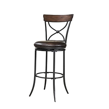 Red Barrel Studio Royalton 26'' Swivel Bar Stool