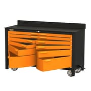 Swivel Storage Solutions Two in One Workbench