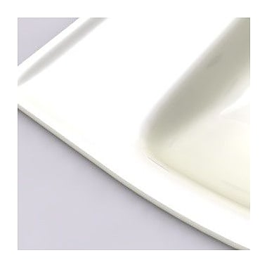 American Standard Evolution 24'' Pedestal Bathroom Sink w/ Overflow; Linen