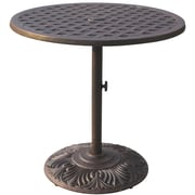 Astoria Grand Mckinney Traditional Round Dining Table