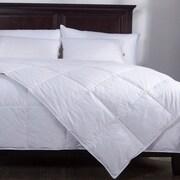 Puredown Lightweight Down Comforter Insert; King