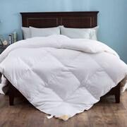Puredown Heavy Fill Goose Down Comforter; King
