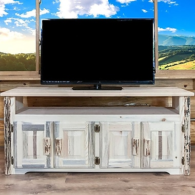 Montana Woodworks Montana TV Stand; Ready To Finish