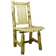 Montana Woodworks  Montana Patio Chair; Lacquered