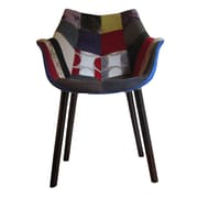 Modern Chairs USA Arm Chair; Wenge