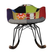 Modern Chairs USA Diamond Rocking Chair