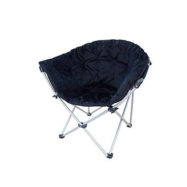 MAOS Papasan Chair (Set of 2); Black