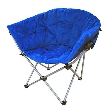 MAOS Papasan Chair (Set of 2); Blue