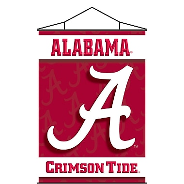 NeoPlex NCAA Scroll Banner; Alabama