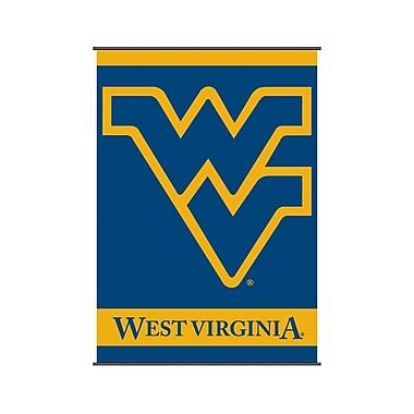 NeoPlex NCAA Scroll Banner; West Virginia Mountaineers