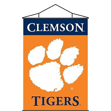 NeoPlex NCAA Scroll Banner; Clemson