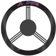 NeoPlex NCAA Steering Wheel Cover; Atlanta Braves