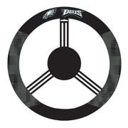 NeoPlex NCAA Steering Wheel Cover; Philadelphia Eagles