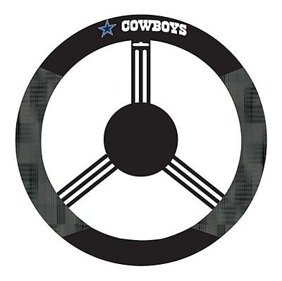 NeoPlex NCAA Steering Wheel Cover; Dallas Cowboys