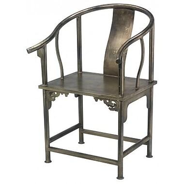 Gracie Oaks Alburtis Modern Arm Chair