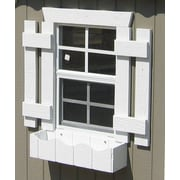 Little Cottage Company Playhouse Additional Window