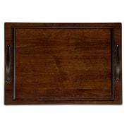 Martins Homewares Maple Carve Serving Tray; 18'' W x 12'' D