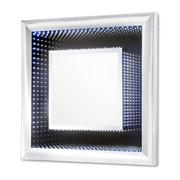 Nova of California Vanishing Infinity Square Mirror