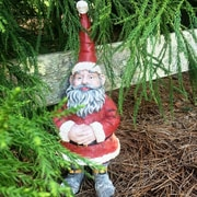 Gnomes of Toad Hollow Nowaday Gnomes Santa Clause Christmas Statue