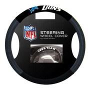 NeoPlex NFL Steering Wheel Cover; Detroit Lions