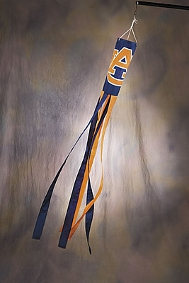 NeoPlex NCAA Wind Stock Flag; Auburn Tigers
