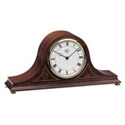 River City Clocks Tambour Mantel Clock