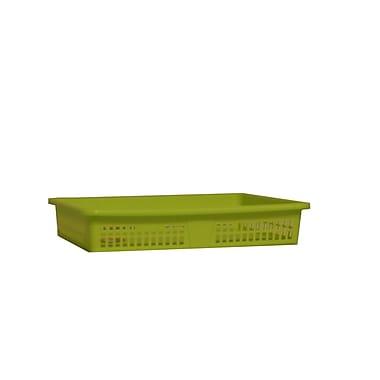 YBM Home 14''H x 10.5''W x 13''D Drawer Organizer; Green