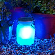 suck UK Sun Jar Light; Blue