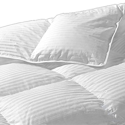 Highland Feather 320 Thread Count European Summer Down Comforter; King