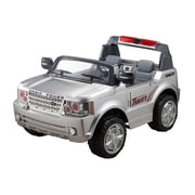 Daymak Magic Rover Battery Powered ATV; Silver