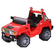 Daymak H2 2 Seater Battery Powered ATV; Red