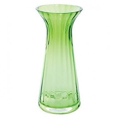 Dartington Gems Conical Vase; Clear