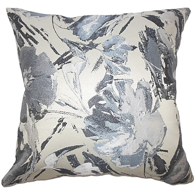 The Pillow Collection Manhattan Throw Pillow; 18'' X 18''