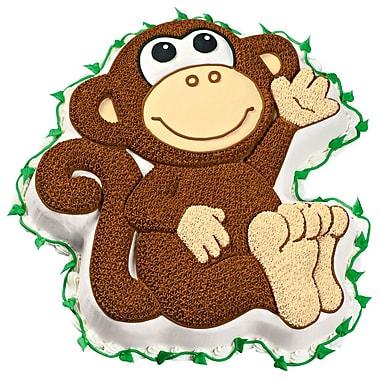 Wilton Monkey Novelty Cake Pan