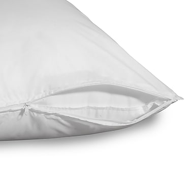 Allied Home Anti-Allergy Clean Pillow Protectors (Set of 2); Standard