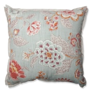 Pillow Perfect Cerulean Throw Pillow; 18-inch