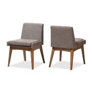 Wholesale Interiors Baxton Studio Flavia Side Chair (Set of 2)