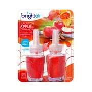 Recharge d'huile parfumée pour assainisseur d'air électrique Bright Air, 6/paquet