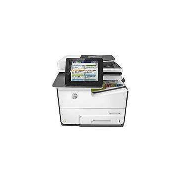HP - Imprimante couleur PageWide Enterprise 586dn (G1W39A)